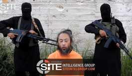 Suriye'de cihatçılar Japon ve İtalyan rehinenin videolarını yayımladı