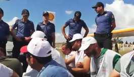 152 gündür eylemde olan Cargill işçileri gözaltına alındı