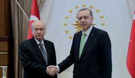 AKP-MHP ittifak görüşmesinin zamanı belli oldu