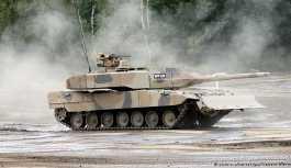 Alman hükümetinden Suudi Arabistan'a silah ihracatına onay