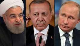 Erdoğan: İdlib meselesi Astana ruhuna sadık kalınarak çözülmeli
