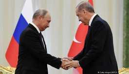 Erdoğan ile Putin'in Soçi zirvesinde gündem İdlib