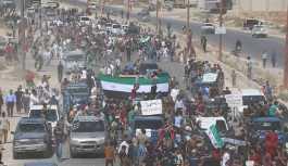 İdlib trafiği sıklaşıyor