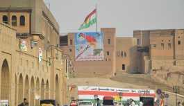'İran güçlerinden Erbil'deki İran-Kürdistan Demokrat Partisi'ne bağlı karargaha saldırı'