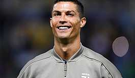 Juventus'tan Ronaldo'ya servet