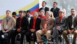 Kolombiya'nın ELN ile müzakereleri, 'rehinelerin bırakılmasına bağlı'