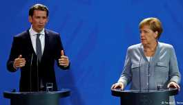 Merkel ve Kurz Frontex'in yetkilerinin genişletilmesini istiyor