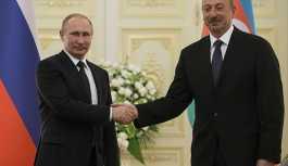 Putin ile Aliyev, Dağlık Karabağ sorununu görüştü