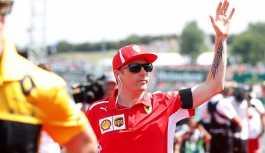 Raikkonen, Ferrari'den ayrılıyor