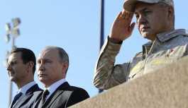 Rusya'nın Suriye'deki üçüncü yılı