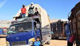 Rusya: Son 24 saatte 317 Suriyeli evine döndü