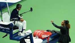 Serena Williams'a 17 bin dolar ceza