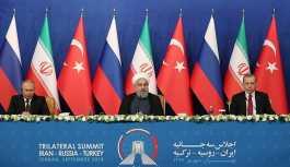 Tahran Zirvesi'nde 12 maddelik bildiri kabul edildi