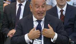 2 milyar dolar serveti bulunan Topshop'ın sahibi Green'e taciz suçlaması