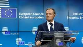 AB Konseyi Başkanı Tusk: Avrupa'nın tek çıkarı, arkasında kimin olduğuna bakılmaksızın olayın aydınlatılması