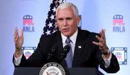 ABD Başkan Yardımcısı Pence: Çin farklı bir ABD Başkanı istiyor