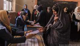 Afganistan'da parlamento seçimi ikinci...