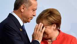Bloomberg: Merkel'in Erdoğan üzerinde fazla etkisi yok