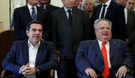 Çipras artık hem Başbakan hem de Dışişleri Bakanı
