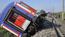 Çorlu'daki tren faciasında 'asıl kusurlu' bulunan 4 kişi adli kontrolle serbest