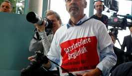 Erdoğan'ı protesto eden gazeteci sınır dışı edilebilir: Oturma izni uzatılmadı