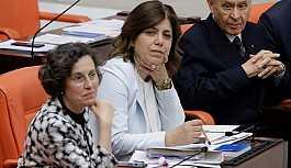 HDP'den Cumhurbaşkanlığı Politika Kurulları yapılan atamalara ilişkin soru önergesi
