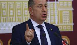 İYİ Partili Özdağ'dan Tezcan hakkında suç duyurusu