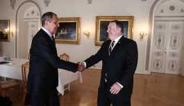 Lavrov ile Pompeo, Putin-Trump zirvesini konuştu