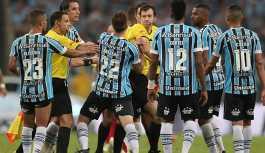 Libertadores Kupası'nda olaylı gece: VAR ile gelen penaltı kararı sonrası ortalık karıştı