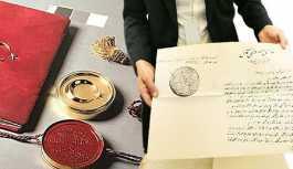 Lozan Antlaşması 95 yıl sonra ilk kez sergilenecek