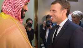 Macron: Kaşıkçıyla ilgili bildiğimiz şeyler aşırı ciddi ve endişe verici