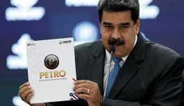 Maduro: Kripto para birimi Petro'nun satışı 5 Kasım'da başlıyor