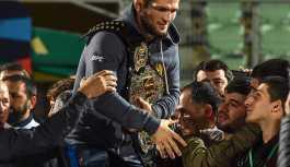 McGregor'la maçı olaylı biten Nurmagomedov: Kartalı kafese kapatamazsınız