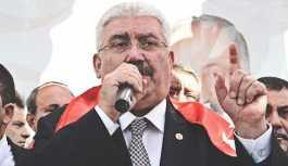 MHP'li Semih Yalçın'dan AKP Sözcüsü Çelik'e yanıt: Kırmızı çizgimiz, Devlet Bahçeli'dir