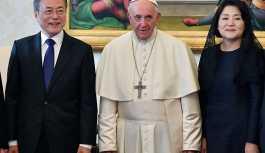 Papa Francis: Resmi davet gelirse Kuzey Kore'ye giderim