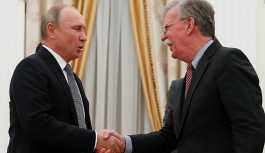 Putin'den Bolton'a: ABD armasındaki kartal zeytinleri yiyip okları mı bıraktı?