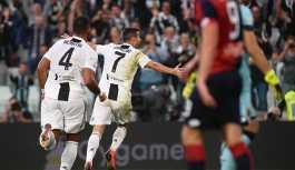 Ronaldo'dan kırılması güç rekor