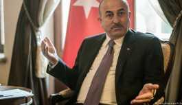 Rudaw: Çavuşoğlu'nun Erbil ziyareti iptal edildi