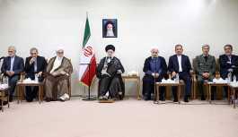 Ruhani istifa eden iki bakanın yerine atama yaptı