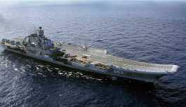 Rusya, Amiral Kuznetsov'dan daha büyük bir uçak gemisi inşa edecek