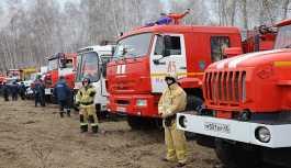 Rusya'da fabrika yangını: En az 1 ölü