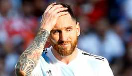 Sakatlanan Messi, El Clasico'yu kaçıracak