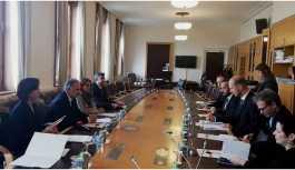 AGİT ve Venedik Komisyonu HDP ile görüştü