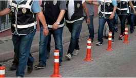 Ağrı'da ev baskınları:15 gözaltı