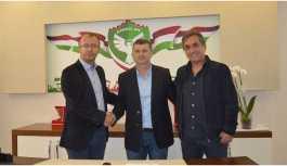 Amedspor Mehmet Budak'la anlaştı