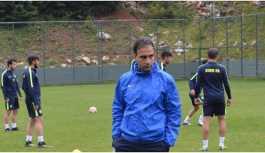 Amedspor teknik direktörü istifa etti