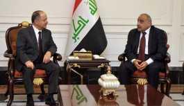 Barzani, Irak Başbakanı Abdulmehdi ile bir araya geldi
