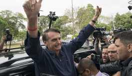 Brezilya'nın yeni lideri Bolsonaro, İsrail Büyükelçiliği'ni Kudüs'e taşımayı planlıyor