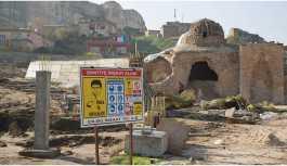 Danıştay'a rağmen Hasankeyf'te taşıma durmadı, hızlandırıldı