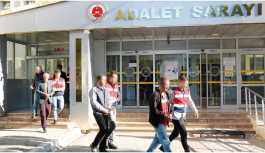 Diyarbakır'da 74 gözaltı, 38 tutuklama